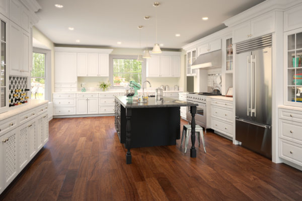 Raised Panel Style Kitchen Cabinets - Kitchen Cabinets