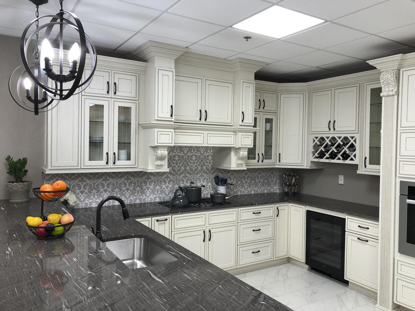 Hamilton Pearl - Kitchen Cabinets