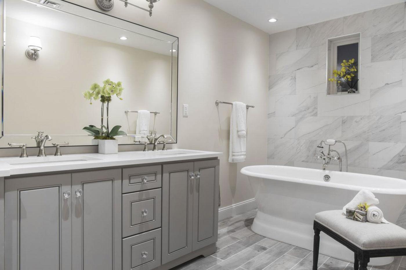 Kingston Grey – Kitchen Cabinets