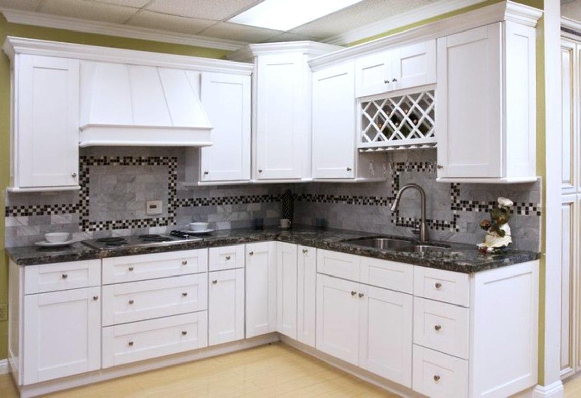 White Shaker Kitchen Kitchensearch Pa