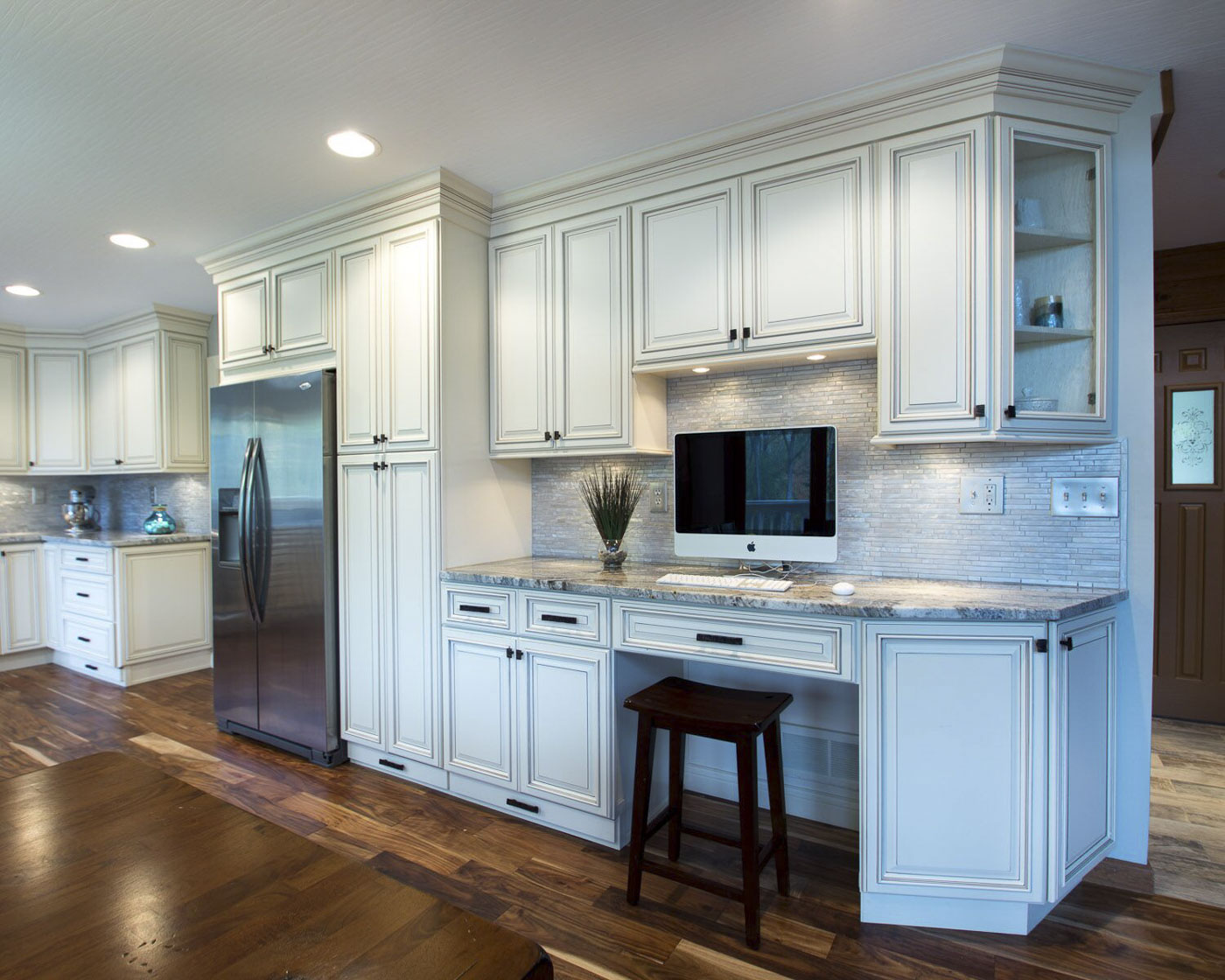 Soft Pearl – Kitchen Cabinets
