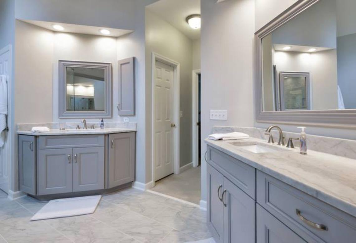 Nexus Slate Kitchen Cabinets